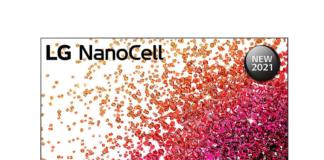 LG Nano75 4K Nanocell TV