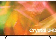 Samsung AU8000 Crystal 4K TV