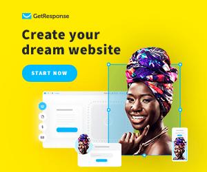 GetReponse Website Builder