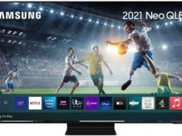 Samsung QN90A 4K Neo QLED TV