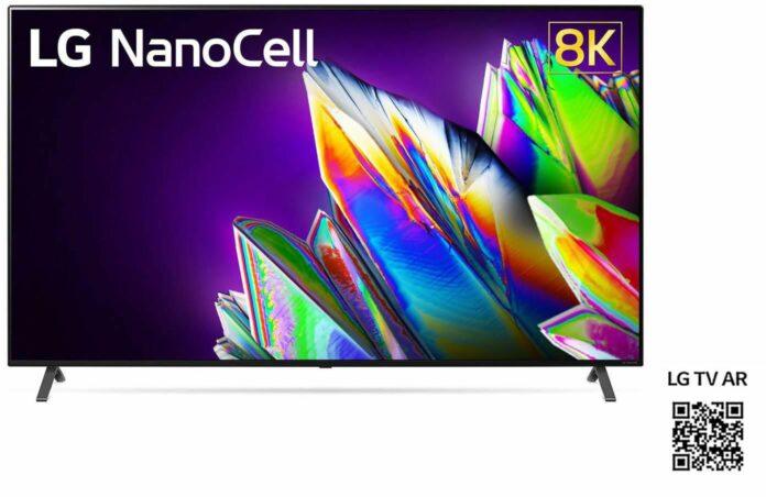 LG Nano95 NanoCell TV