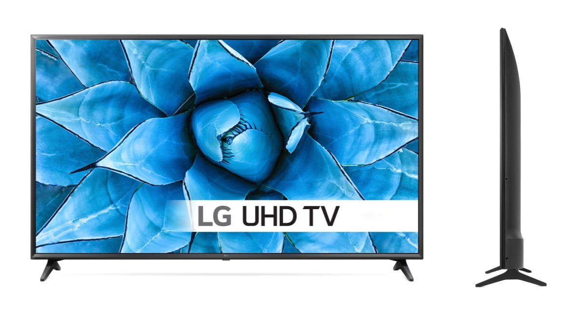 LG UN7100 LED TV