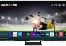 Samsung Q70A 4K QLED TV