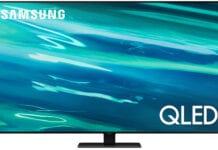 Samsung Q80A 4K QLED TV