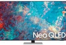 Samsung QN85A 4K Neo QLED TV