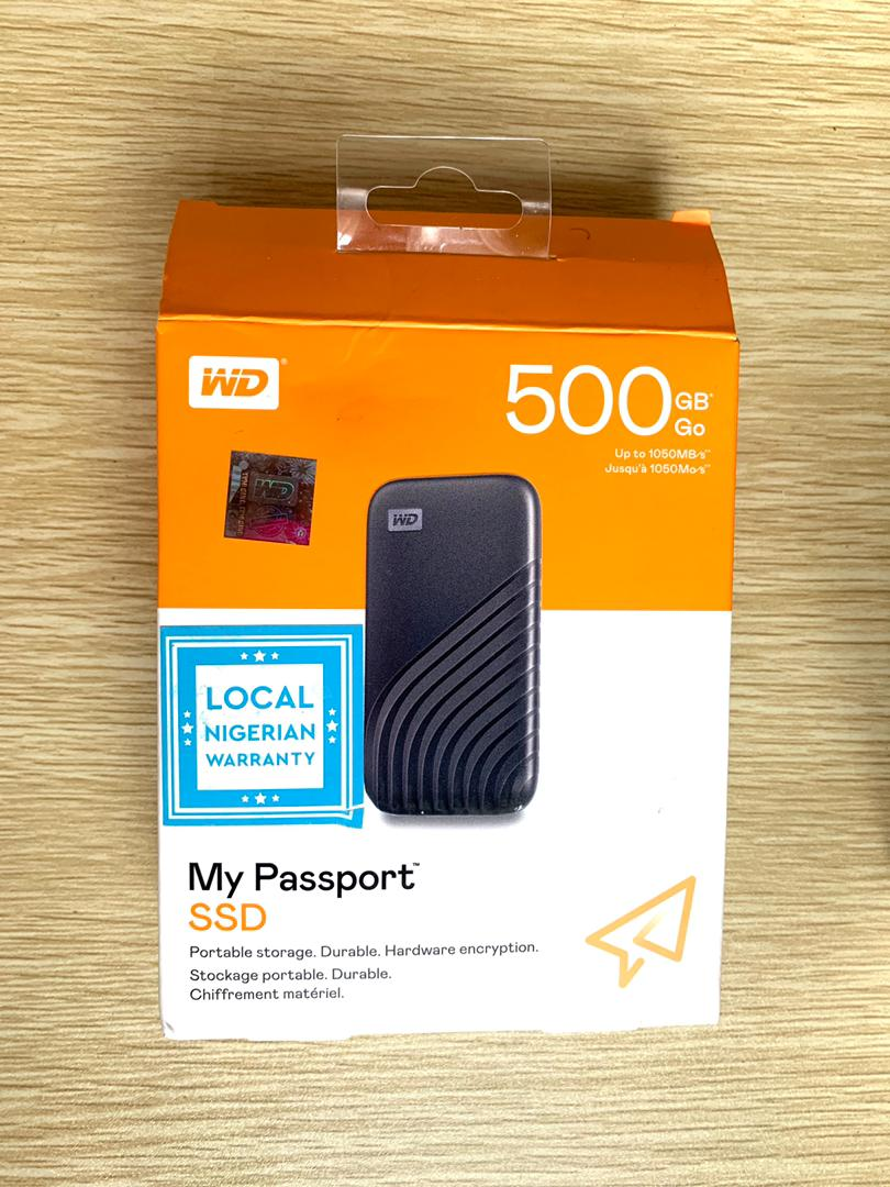 Western Digital My Passport SSD