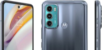Motorola G40 Fusion price