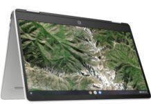 HP Chromebook x360 14a