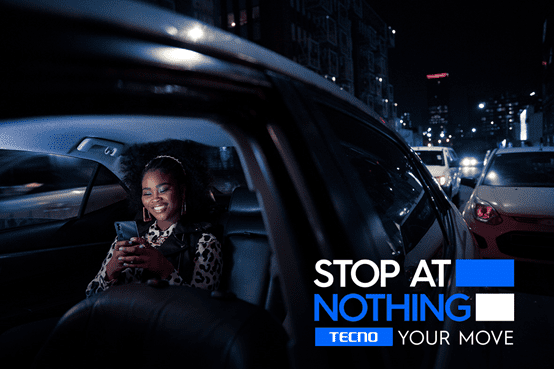 Tecno - Stop at Nothing