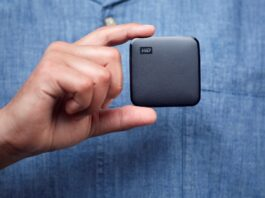 WD Elements SE SSD External Drive