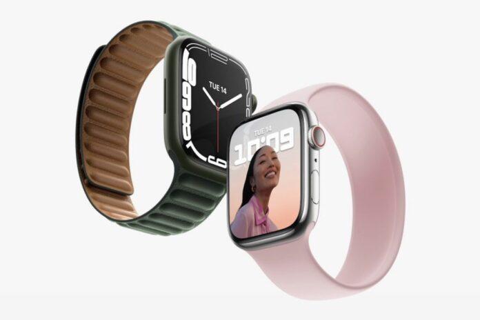 Apple Watch Series 7 Aluminium