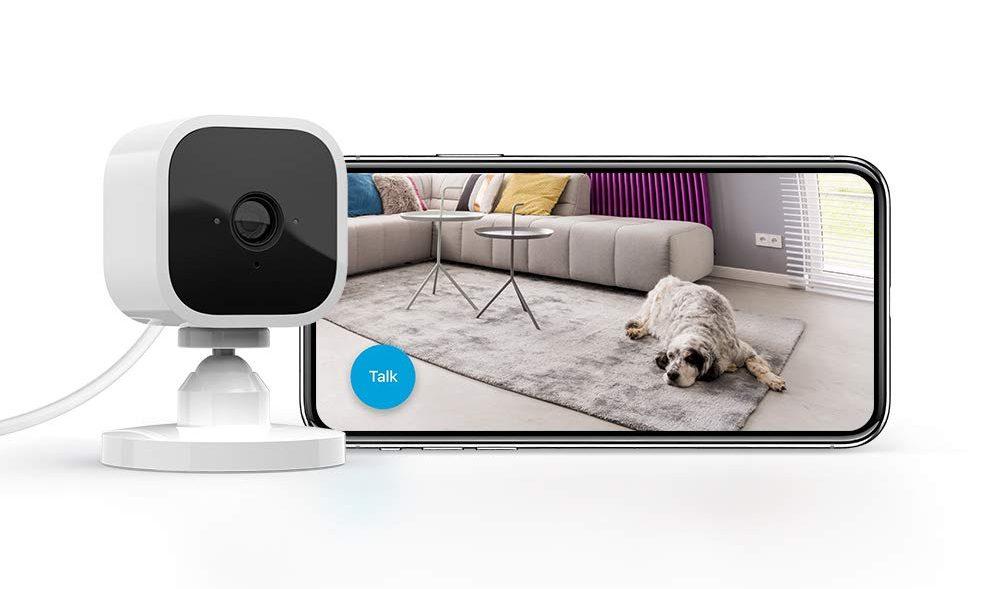 Blink Mini Indoor Camera