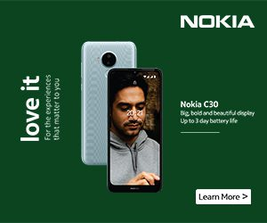 About Nokia C30