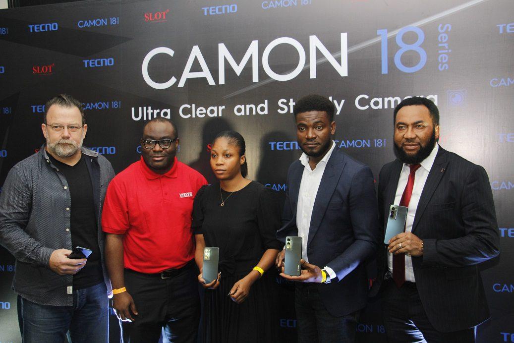TECNO CAMON 18 LAUNCH Photostory