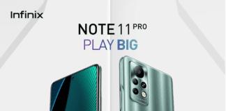 Infinix Note 11 Pro Launch
