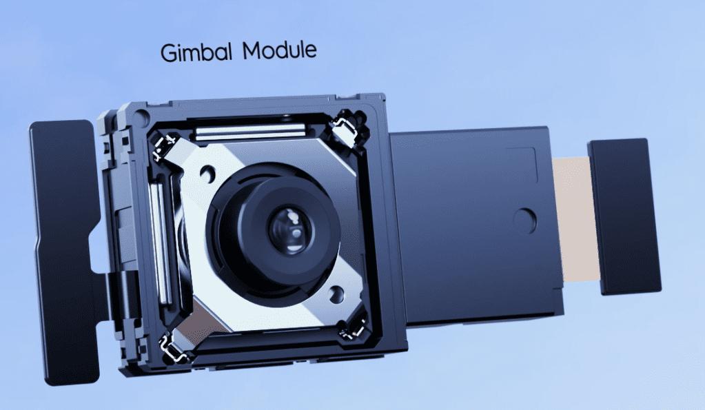 Gimbal Module for the Camon 18 Premier