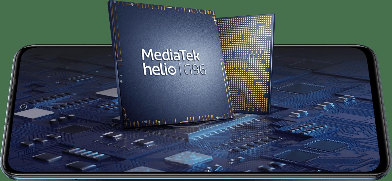 Mediatek Helio G96 powers the Tecno Camon 18 Premier