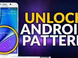Unlock Android Pattern