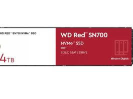 WD Red SN700 NVMe SSD